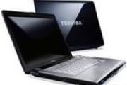 Ремонт ноутбуков Toshiba в москве